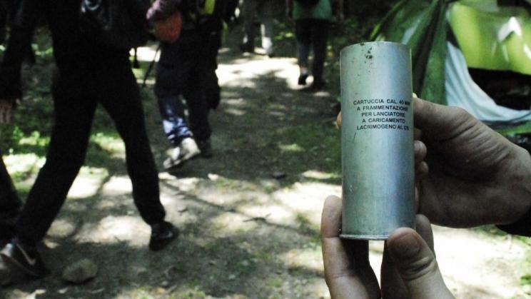 Armi chimiche: bonifiche necessarie anche nel Lazio