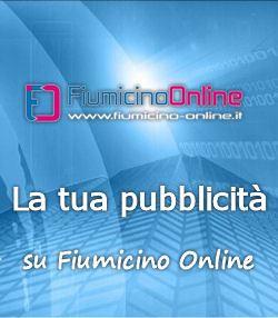 La tua pubblicità su Fiumicino Online