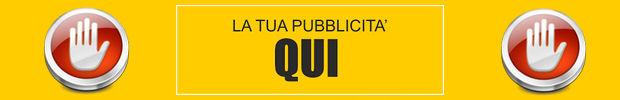 Il tuo spazio pubblicitario su Fiumicino Online