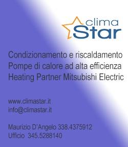 Climastar condizionalento e riscaldamento