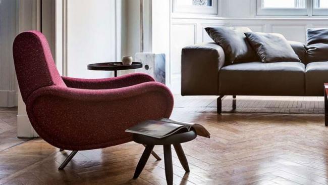di design, ecco come arredare il soggiorno
