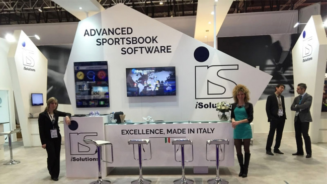 iSolutions presente all'ICE Totally Gaming di Londra