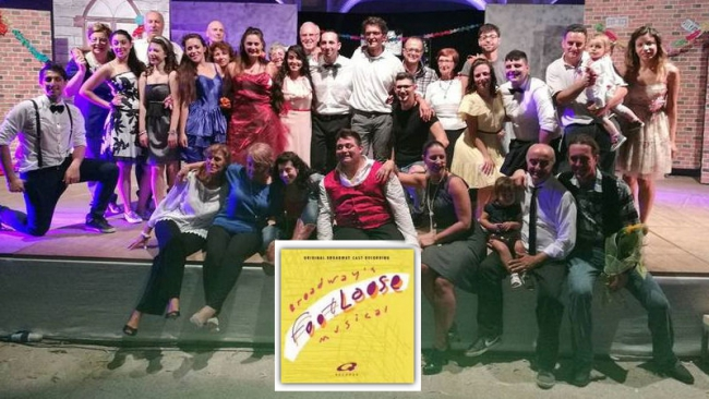 "Musical ""Footloose a ritmo di musica"""